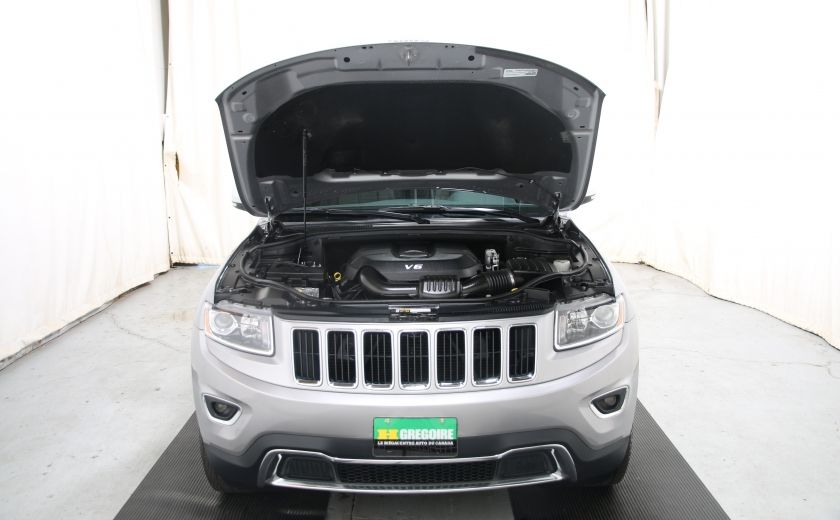 2015 Jeep Grand Cherokee Limited 4X4 A/C CUIR TOIT NAV MAGS #22