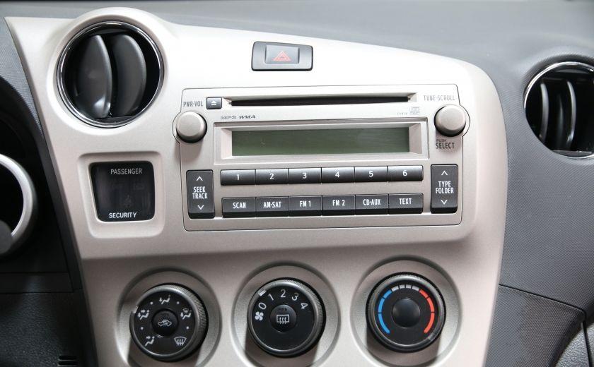2013 Toyota Matrix BAS KILOS #10