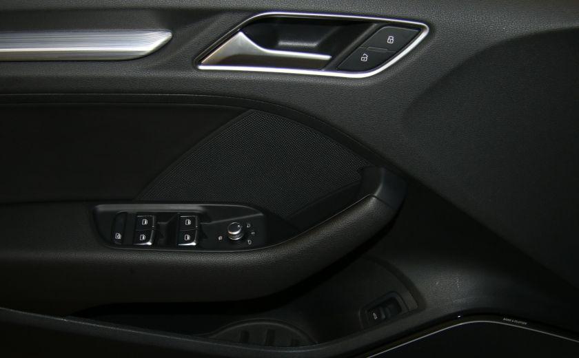 2015 Audi A3 2.0T QUATTRO Prestige AUTOMATIQUE A/C MAGS BLUETHO #10