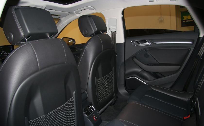 2015 Audi A3 2.0T QUATTRO Prestige AUTOMATIQUE A/C MAGS BLUETHO #22