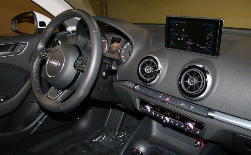 2015 Audi A3 2.0T QUATTRO Prestige AUTOMATIQUE A/C MAGS BLUETHO #27