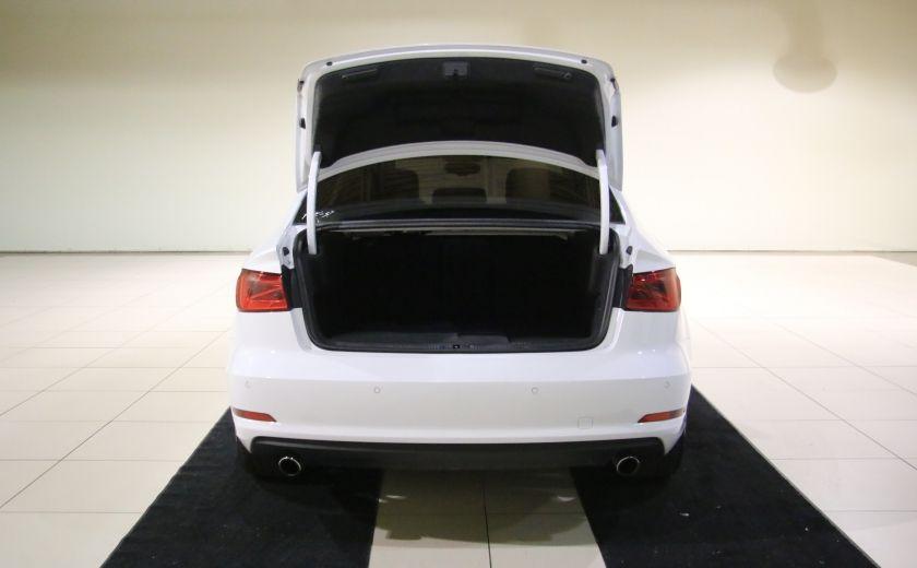 2015 Audi A3 2.0T QUATTRO Prestige AUTOMATIQUE A/C MAGS BLUETHO #31