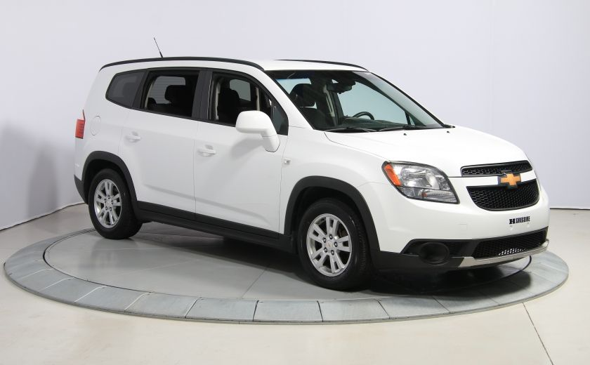 2012 Chevrolet Orlando 1LT AUTO A/C GR ELECT MAGS 7PASSAGERS #0