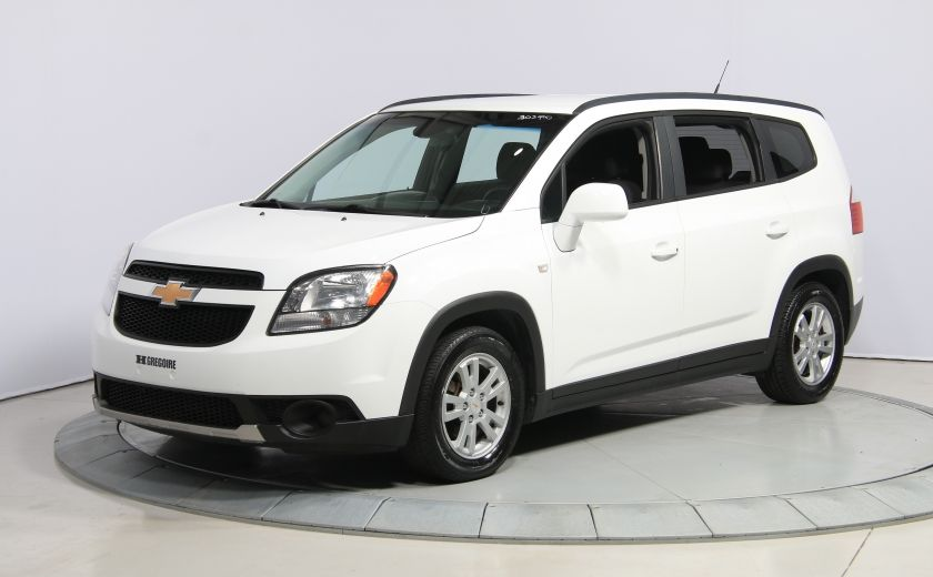 2012 Chevrolet Orlando 1LT AUTO A/C GR ELECT MAGS 7PASSAGERS #2