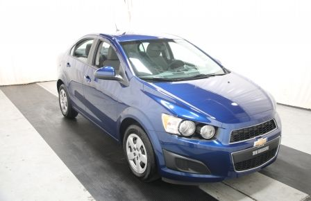 2014 Chevrolet Sonic LS A/C BAS KILOS BLUETOOTH à New Richmond