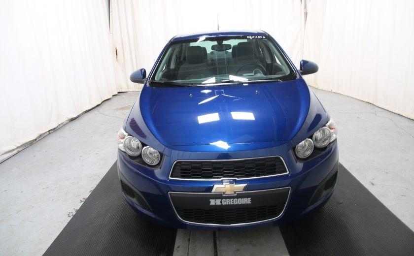 2014 Chevrolet Sonic LS A/C BAS KILOS BLUETOOTH #1