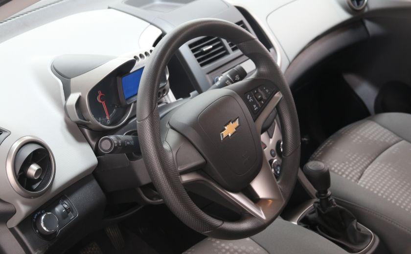 2014 Chevrolet Sonic LS A/C BAS KILOS BLUETOOTH #6