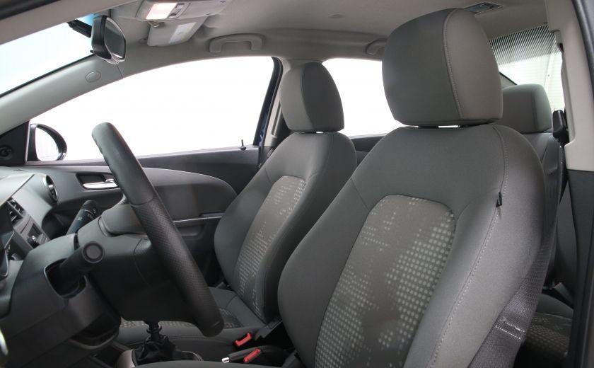 2014 Chevrolet Sonic LS A/C BAS KILOS BLUETOOTH #7