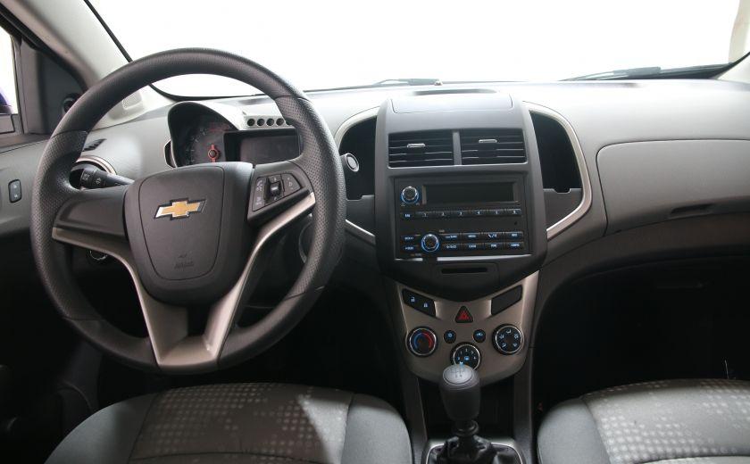2014 Chevrolet Sonic LS A/C BAS KILOS BLUETOOTH #8