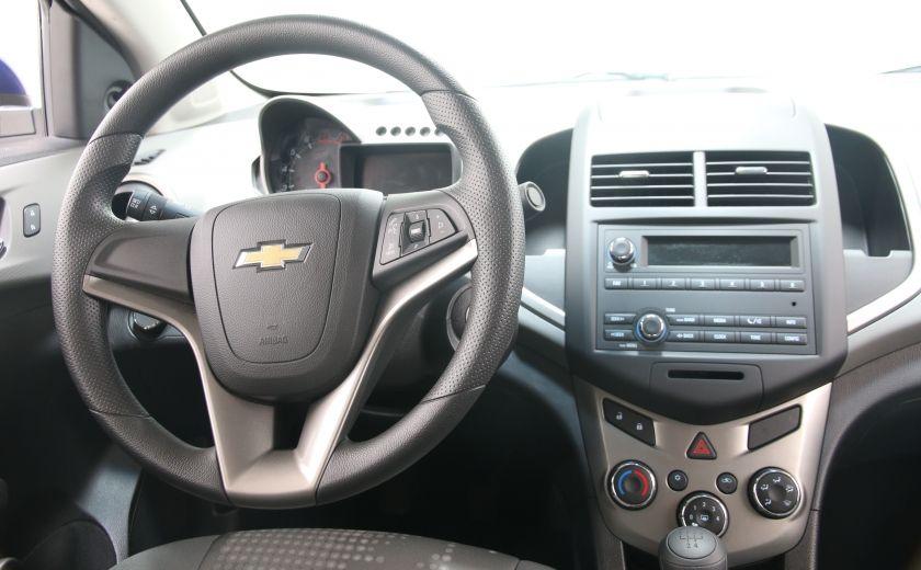 2014 Chevrolet Sonic LS A/C BAS KILOS BLUETOOTH #9