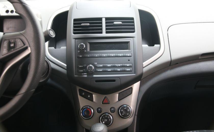 2014 Chevrolet Sonic LS A/C BAS KILOS BLUETOOTH #10