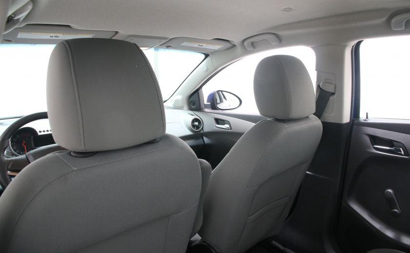 2014 Chevrolet Sonic LS A/C BAS KILOS BLUETOOTH #11