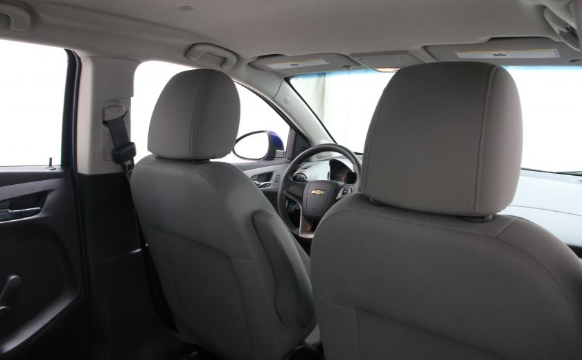 2014 Chevrolet Sonic LS A/C BAS KILOS BLUETOOTH #13