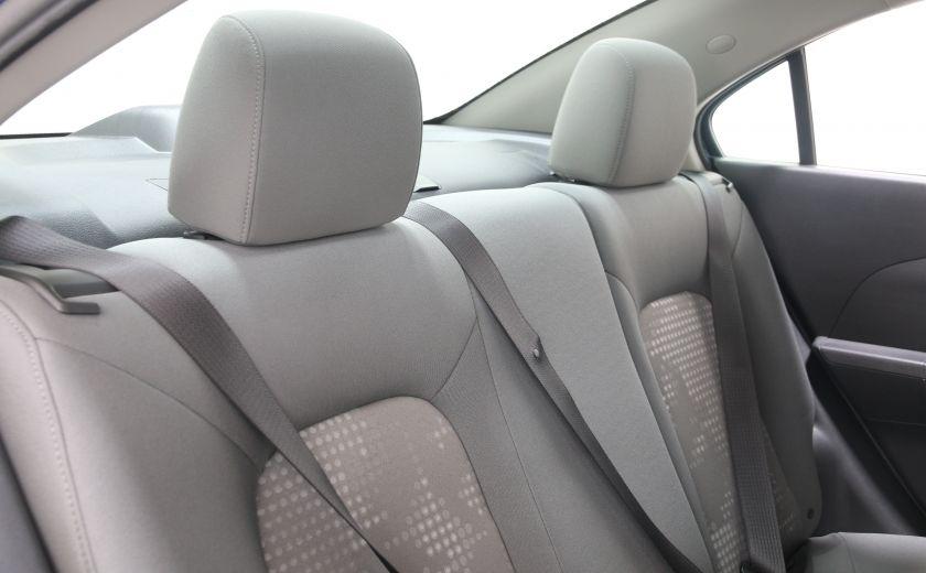 2014 Chevrolet Sonic LS A/C BAS KILOS BLUETOOTH #14