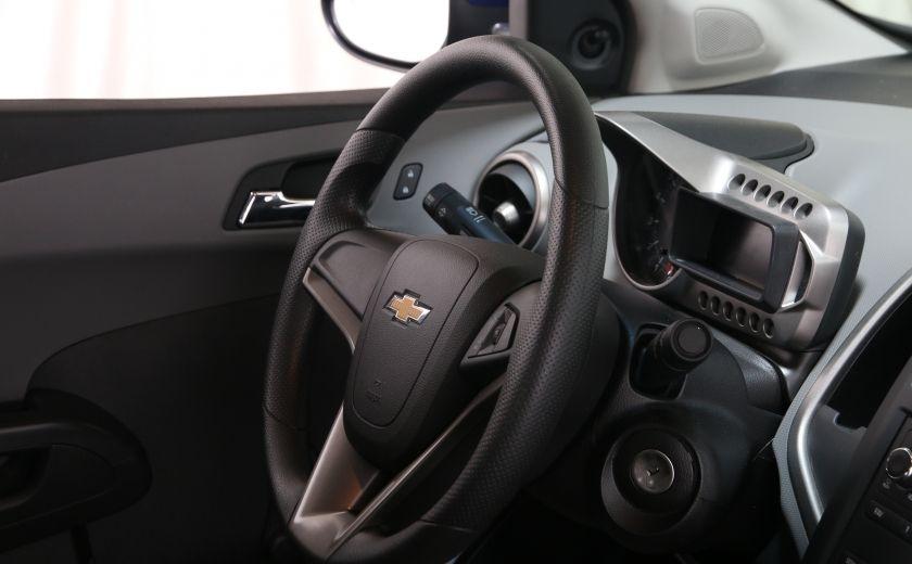 2014 Chevrolet Sonic LS A/C BAS KILOS BLUETOOTH #16