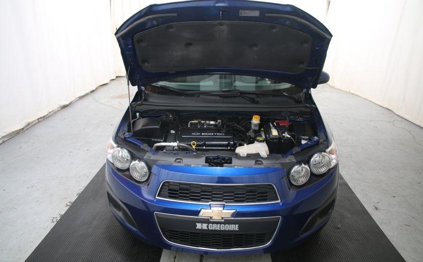 2014 Chevrolet Sonic LS A/C BAS KILOS BLUETOOTH #19