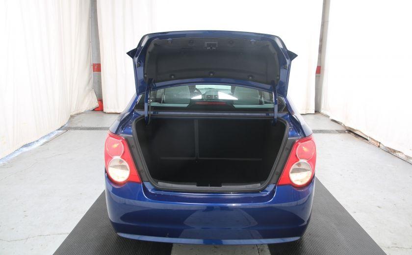 2014 Chevrolet Sonic LS A/C BAS KILOS BLUETOOTH #20