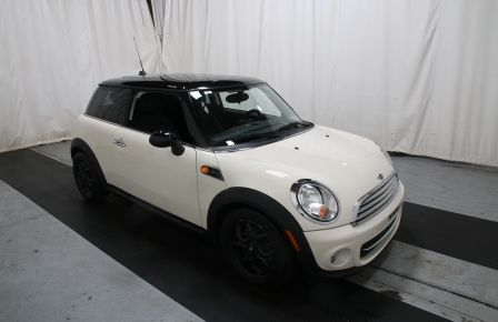 2012 Mini Cooper 2dr Cpe in Saguenay