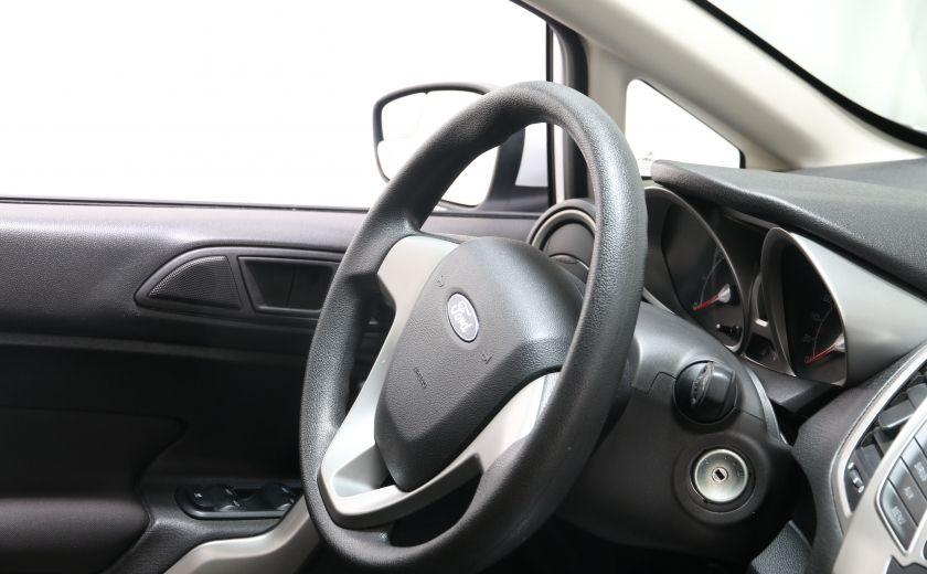 2013 Ford Fiesta SE AUTO A/C #19