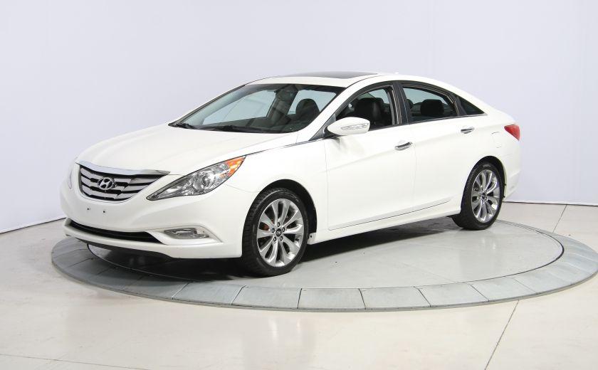 2011 Hyundai Sonata 2.0 TURBO LIMITED CUIR TOIT MAGS #0
