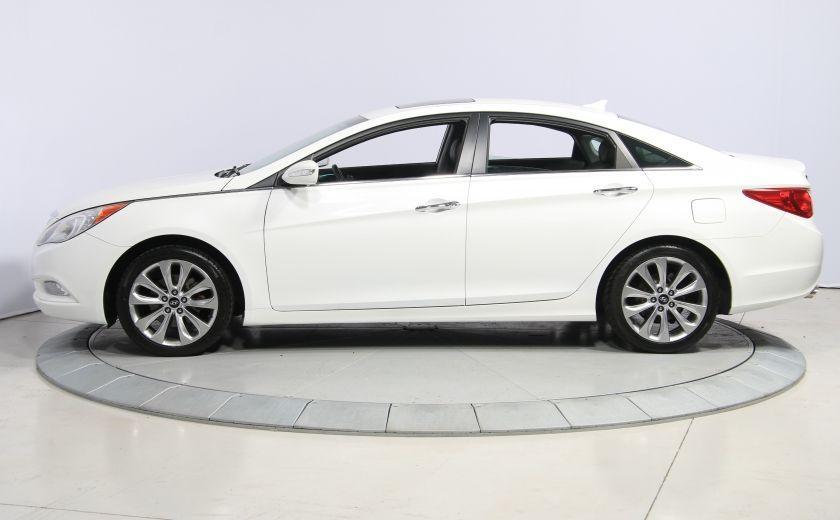2011 Hyundai Sonata 2.0 TURBO LIMITED CUIR TOIT MAGS #1