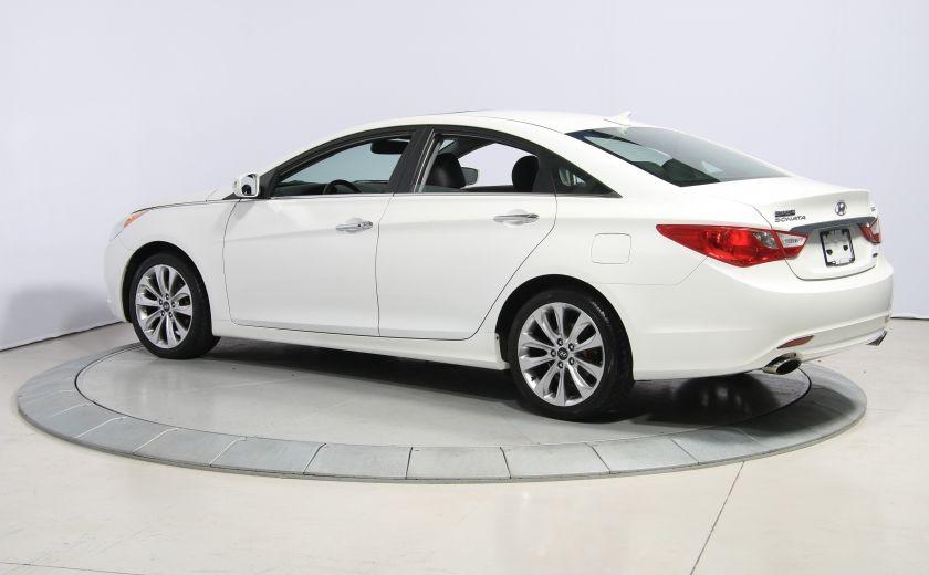 2011 Hyundai Sonata 2.0 TURBO LIMITED CUIR TOIT MAGS #2