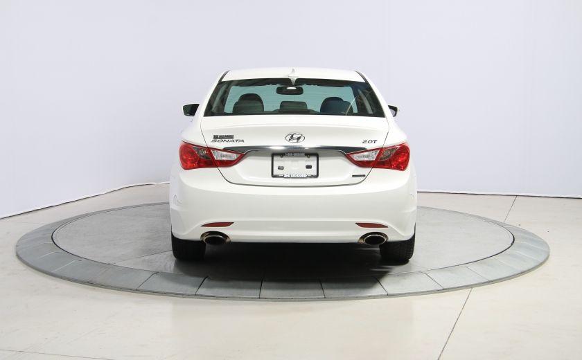 2011 Hyundai Sonata 2.0 TURBO LIMITED CUIR TOIT MAGS #3