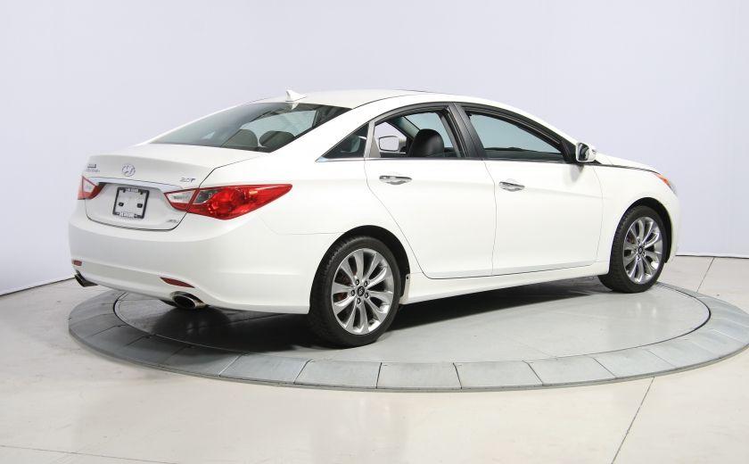2011 Hyundai Sonata 2.0 TURBO LIMITED CUIR TOIT MAGS #4