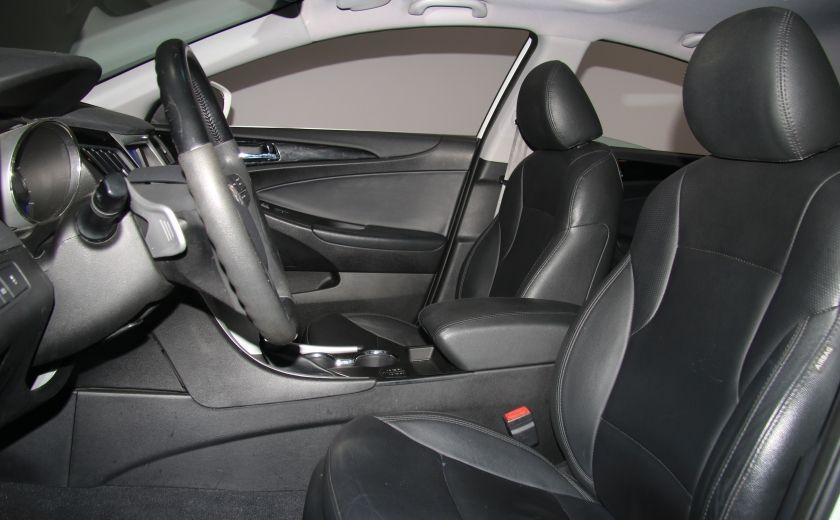 2011 Hyundai Sonata 2.0 TURBO LIMITED CUIR TOIT MAGS #6