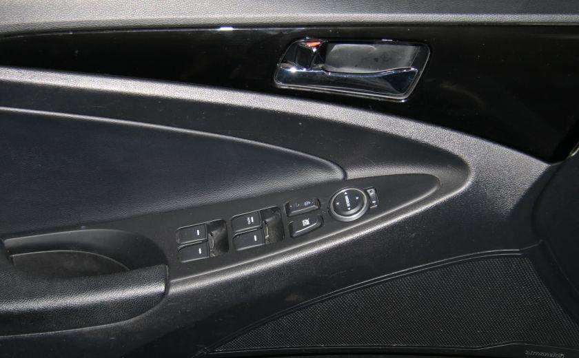 2011 Hyundai Sonata 2.0 TURBO LIMITED CUIR TOIT MAGS #7