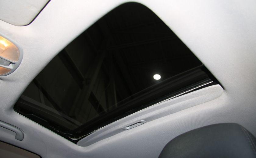 2011 Hyundai Sonata 2.0 TURBO LIMITED CUIR TOIT MAGS #9