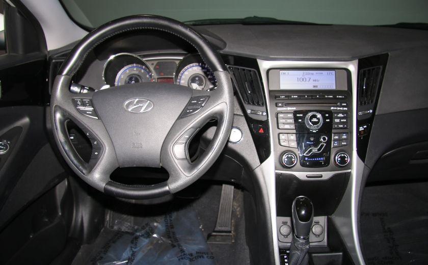 2011 Hyundai Sonata 2.0 TURBO LIMITED CUIR TOIT MAGS #11