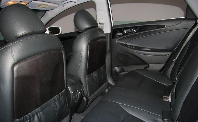 2011 Hyundai Sonata 2.0 TURBO LIMITED CUIR TOIT MAGS #18