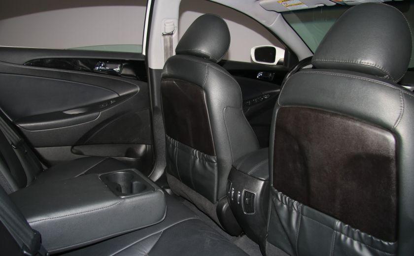 2011 Hyundai Sonata 2.0 TURBO LIMITED CUIR TOIT MAGS #20