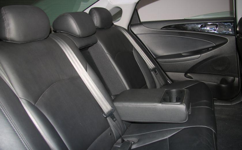 2011 Hyundai Sonata 2.0 TURBO LIMITED CUIR TOIT MAGS #21