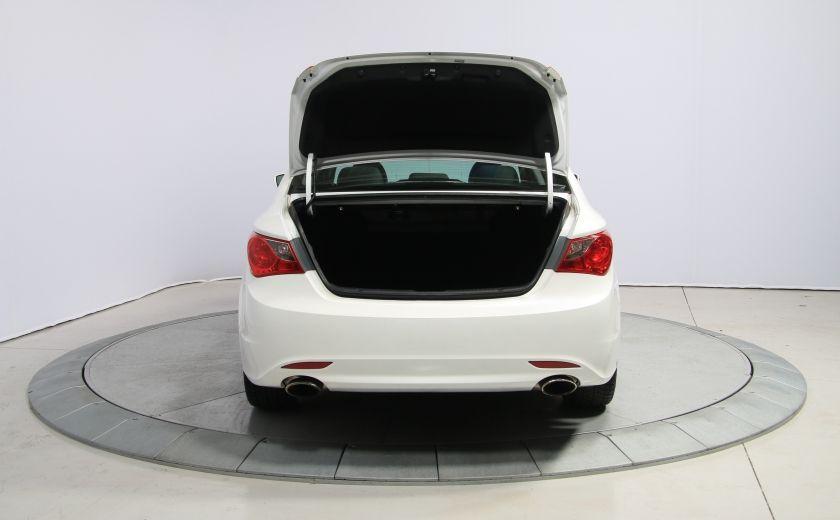 2011 Hyundai Sonata 2.0 TURBO LIMITED CUIR TOIT MAGS #26