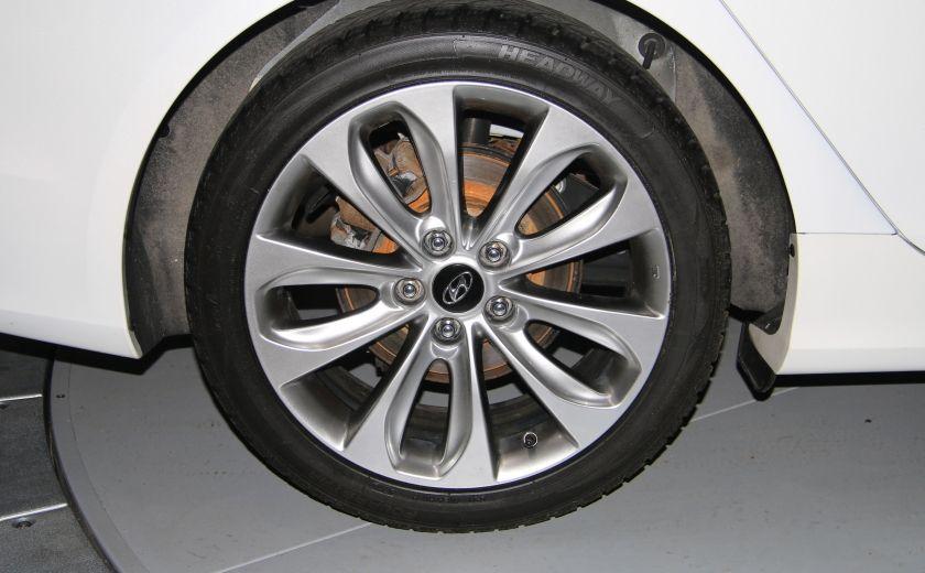 2011 Hyundai Sonata 2.0 TURBO LIMITED CUIR TOIT MAGS #29