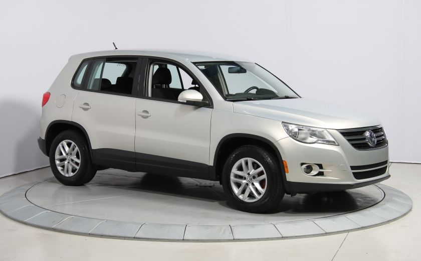 2009 Volkswagen Tiguan 4MOTION AUTO A/C GR ELECT MAGS #0