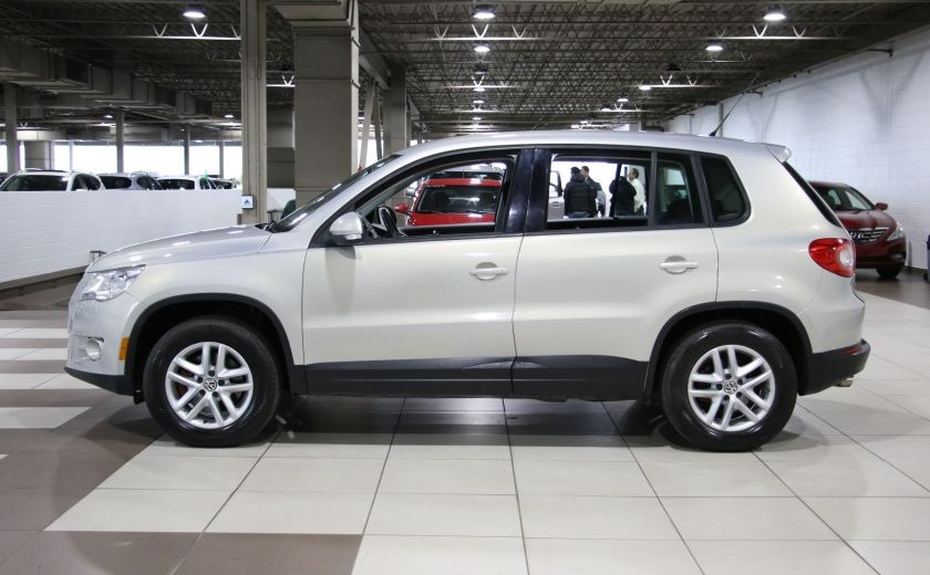 2009 Volkswagen Tiguan 4MOTION AUTO A/C GR ELECT MAGS #8