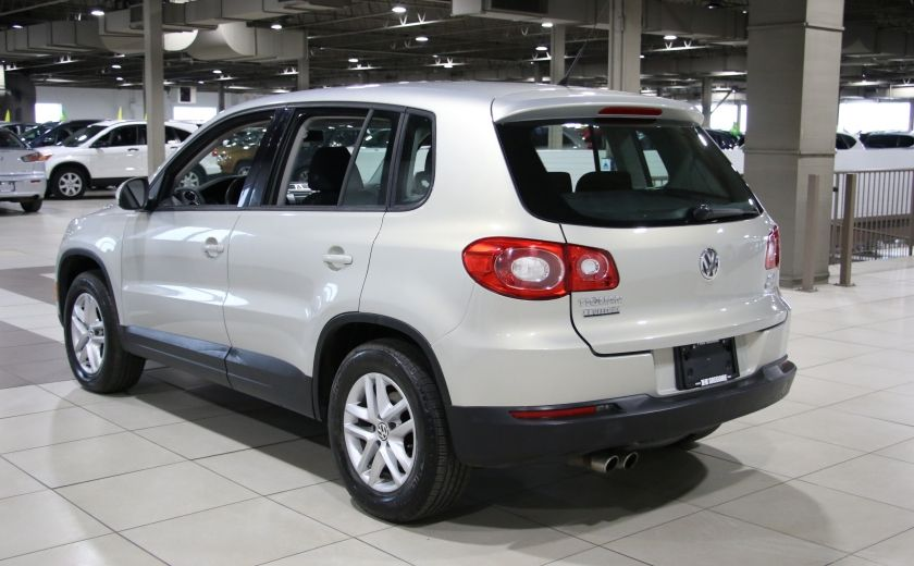 2009 Volkswagen Tiguan 4MOTION AUTO A/C GR ELECT MAGS #9