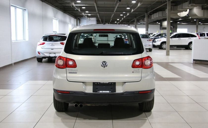 2009 Volkswagen Tiguan 4MOTION AUTO A/C GR ELECT MAGS #10