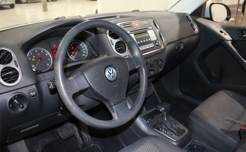 2009 Volkswagen Tiguan 4MOTION AUTO A/C GR ELECT MAGS #13