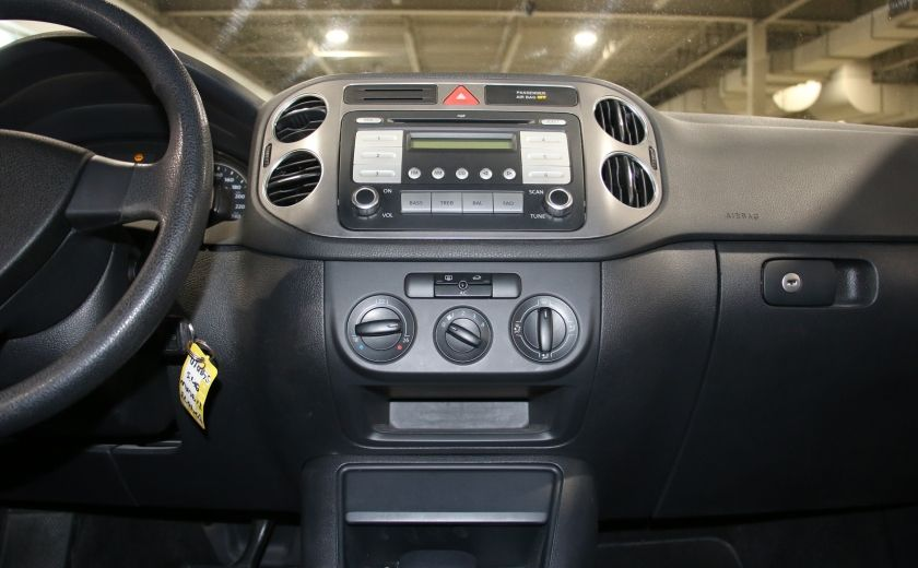 2009 Volkswagen Tiguan 4MOTION AUTO A/C GR ELECT MAGS #19
