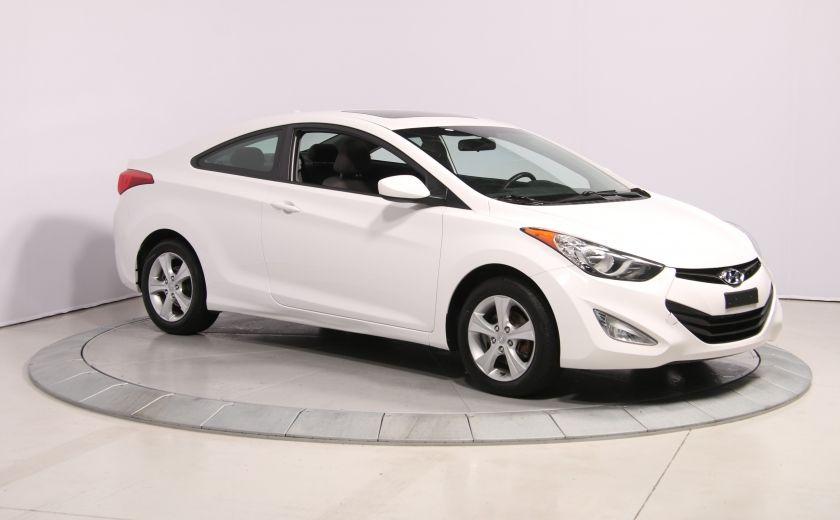 2013 Hyundai Elantra GLS AUTO A/C GR ELECT TOIT MAGS BLUETOOTH #0