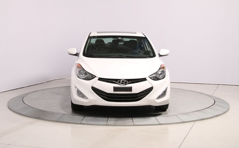 2013 Hyundai Elantra GLS AUTO A/C GR ELECT TOIT MAGS BLUETOOTH #1