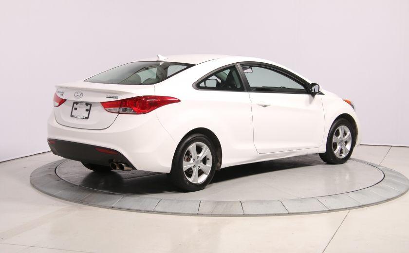 2013 Hyundai Elantra GLS AUTO A/C GR ELECT TOIT MAGS BLUETOOTH #6