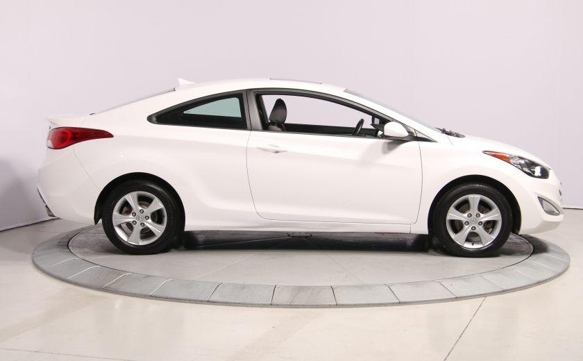 2013 Hyundai Elantra GLS AUTO A/C GR ELECT TOIT MAGS BLUETOOTH #7
