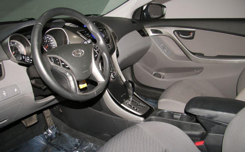 2013 Hyundai Elantra GLS AUTO A/C GR ELECT TOIT MAGS BLUETOOTH #8