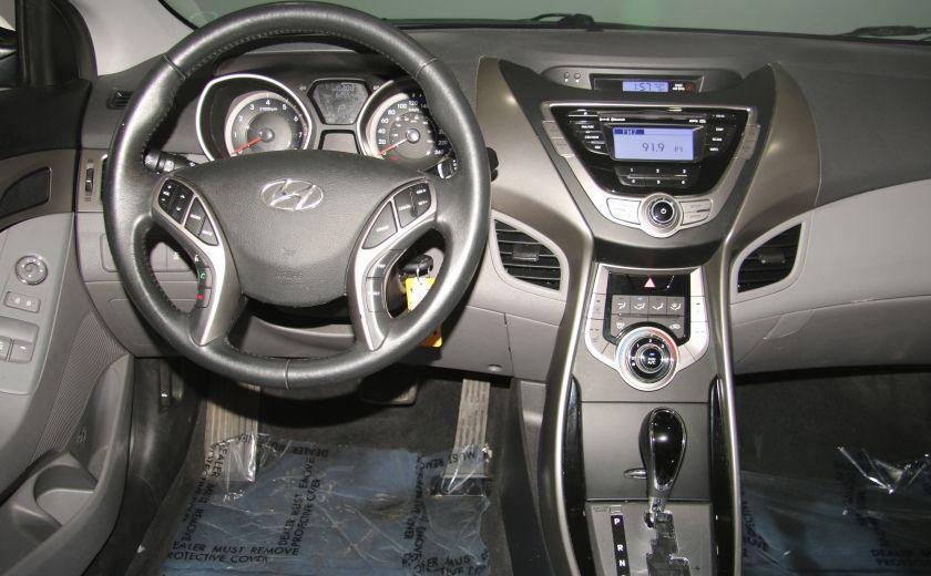 2013 Hyundai Elantra GLS AUTO A/C GR ELECT TOIT MAGS BLUETOOTH #13