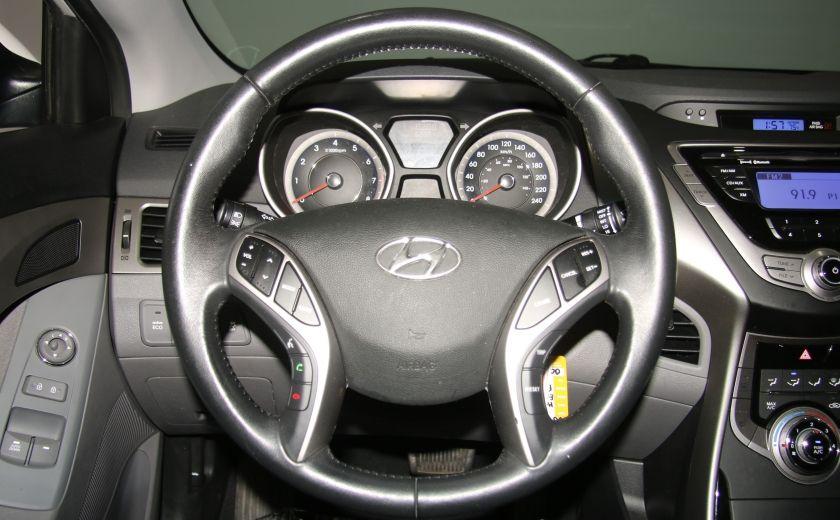 2013 Hyundai Elantra GLS AUTO A/C GR ELECT TOIT MAGS BLUETOOTH #14